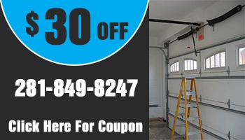 Repair Houston TX Garage Doors Offer